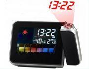 Метеочасовник с проектор за стена или таван (Модел DS-8190)
