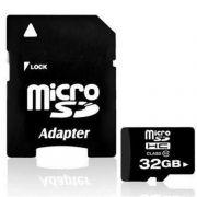 Карта памет micro SD SDHC TF Class 10 с преходник (32 GB)