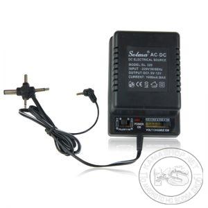 Универсален захранващ адаптор (220V -> 1,5-12V 1000mA)