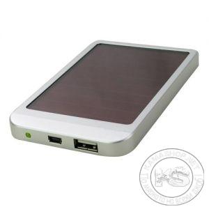 Соларно зарядно за мобилни устройства (5.5V 500mA 0.4-0.7W)