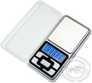 Бижутерска електронна везна - джобна (300гр х 0,01гр)