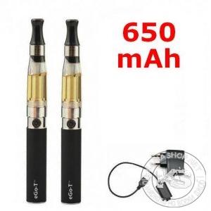 Електронна цигара eGo-T C4 - 650mAh (2 бр в комплект)