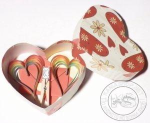 Романтичен комплект изненади в кутия