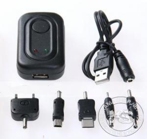Зарядно на 220V за мобилни устройства (изход 5V 330mA)