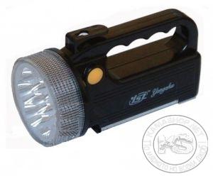 Фенер презареждащ (7+18 LED светодиода)
