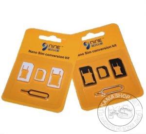 Адаптери за сим карта с клик (комплект)