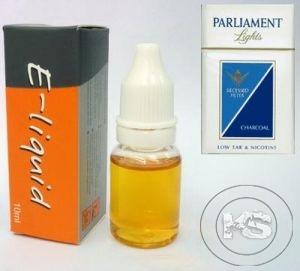 Никотинова течност E-Liquid 10мл (18 мг/мл)