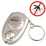 Ключодържател - ултразвуков с фенерче, против комари и инсекти