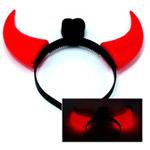 "Диадема - тип ""Дяволски рога"" (светещи)"