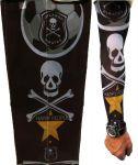 Татуировка - ръкав (пират)