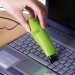 Мини прахосмукачка с USB захранване