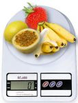 Кухненска везна - електронна (5 кг х 1 гр)