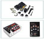 Безжична машинка за подстригване с 4 функции + турбо режим